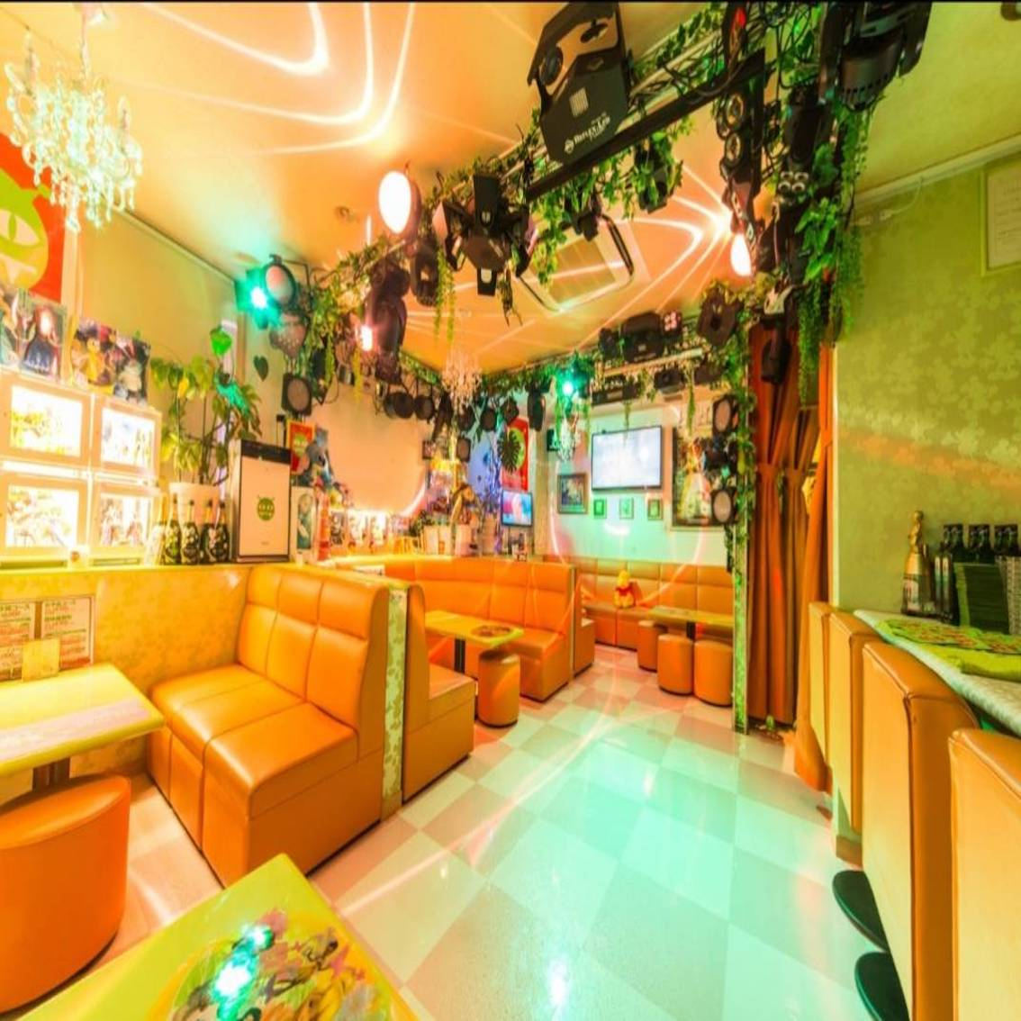 名古屋のニューハーフ ラウンジ モンスターヒート